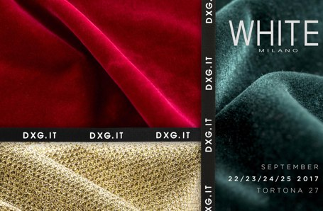 [DxG] AT WHITE SHOW MILAN!